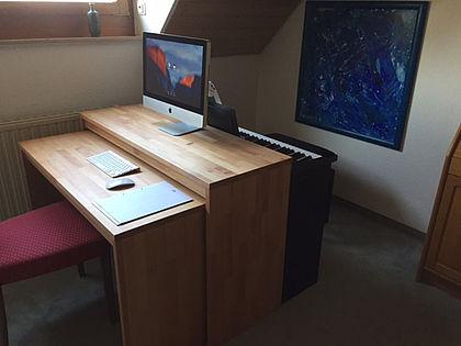 holzm blerei stuttgart tische b nke hocker. Black Bedroom Furniture Sets. Home Design Ideas