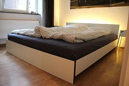 Bett Weiß 200X200 mit genial stil für ihr haus design ideen